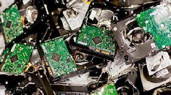 保密数据销毁 硬盘销毁